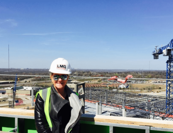 KC Business Journal: LMG Installs 25,000 Pounds of Pipe for