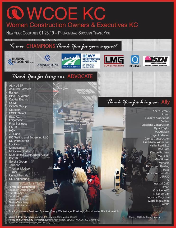 Women Construction Owners & Executives - Kansas City